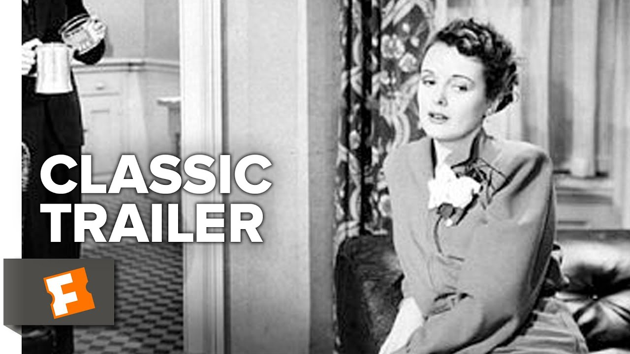 Maltese Falcon (1941) Official Trailer - Humphrey Bogart Movie