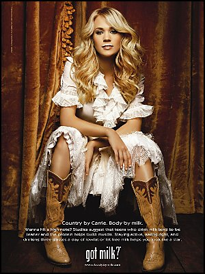 My Beef with Carrie Underwood