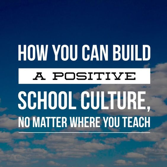 4 Ways to Develop a 'Flourishing' School Culture
