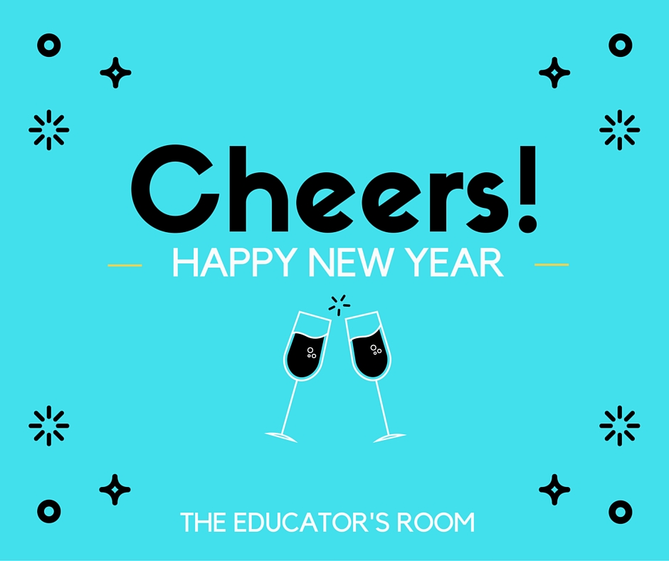 Five Fabulous New Year's Resolutions for Teachers