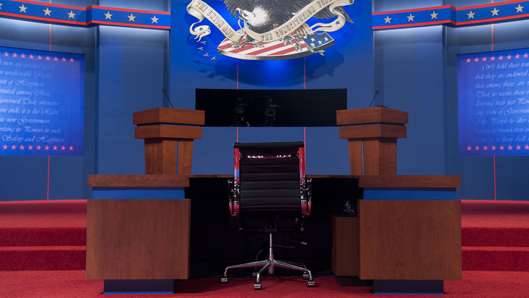 2016 Presidential Debate Schedule
