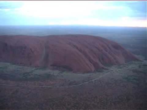 Uluru / Ayers Rock by Helicopter