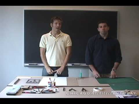 'Part 1. Architectural Model Making: Tools & Materials' on ViewPure