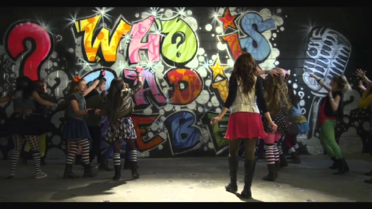 We Got The Beat - Music Video - Debby Ryan - Radio Rebel - Disney Channel Official