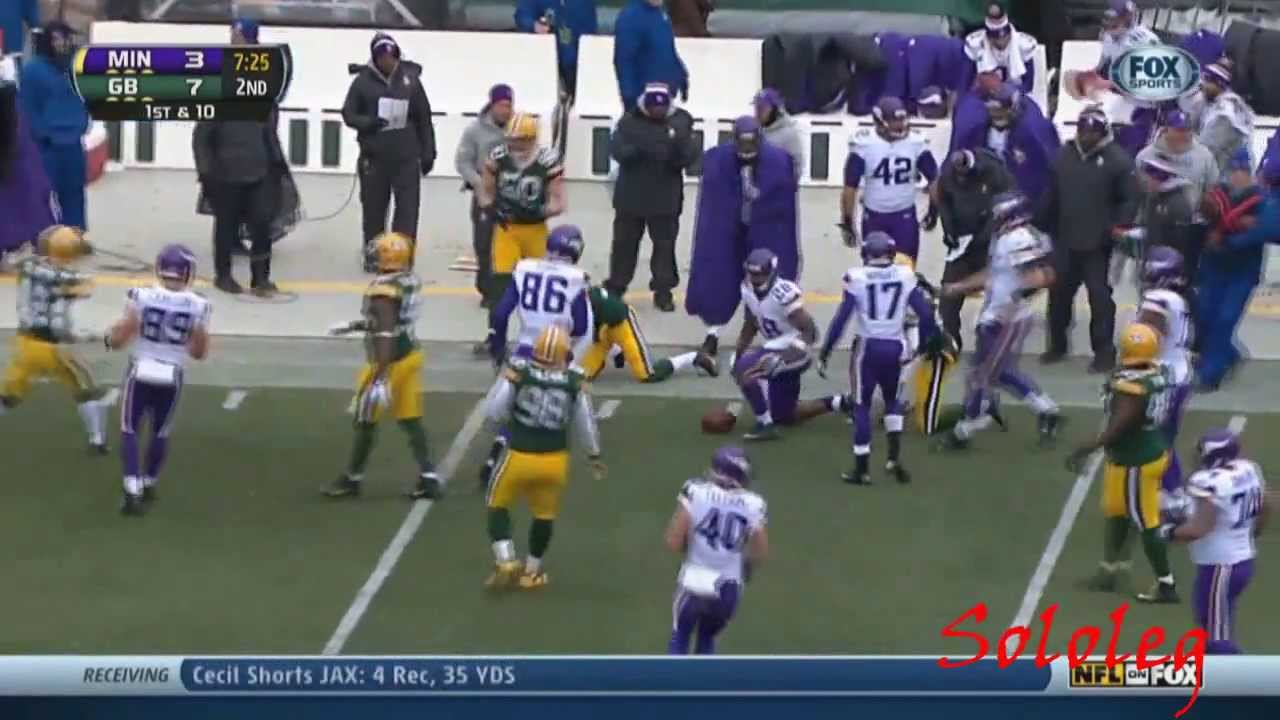 Adrian Peterson 2013-2014 Highlights//Man Of Steel