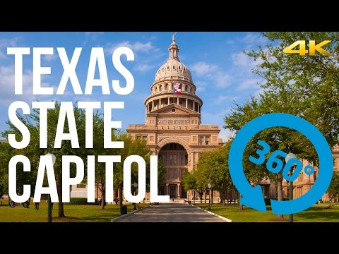 'The Texas State Capitol in 360˚' on ViewPure