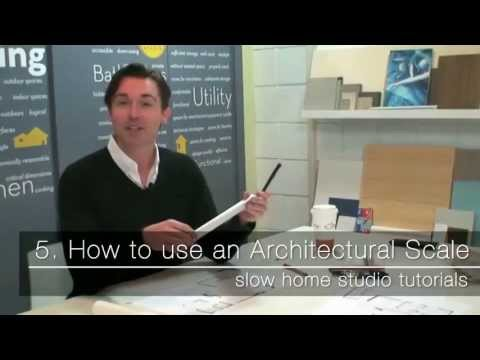 'How to Use an Architectural Scale' on ViewPure