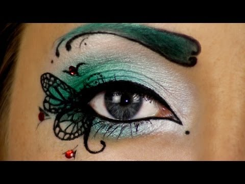 'Butterfly Fantasy Makeup Tutorial' on ViewPure