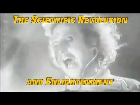 Global Review: The Scientific Revolution and Enlightenment