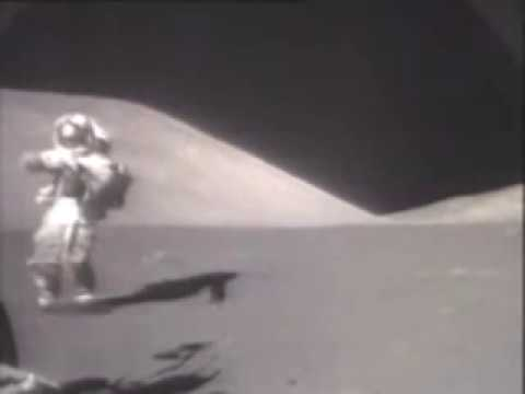 Neil Armstrong - First Moon Landing 1969