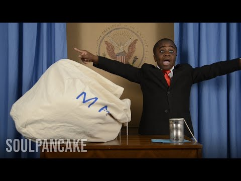 'Kid President Speaks From The Heart!' on ViewPure