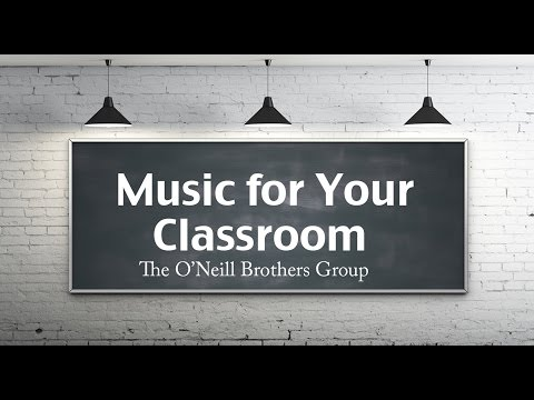 'Instrumental Background Music for the Classroom' on ViewPure