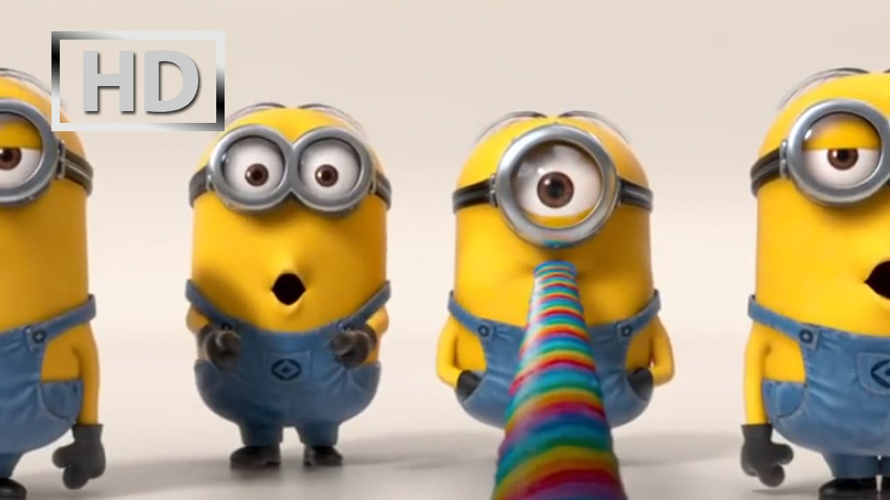 Despicable Me 2 | Minions Banana Song (2013) SNSD TTS