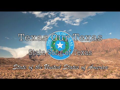 'USA State Song: Texas - Texas, Our Texas' on ViewPure