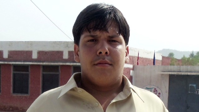 Pakistan teen who died tackling suicide bomber nominated for award