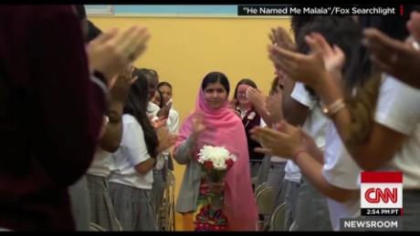 Silicon startup Schoola partners with Malala Fund - CNN Video
