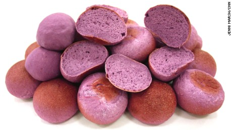 Purple bread: a new superfood?