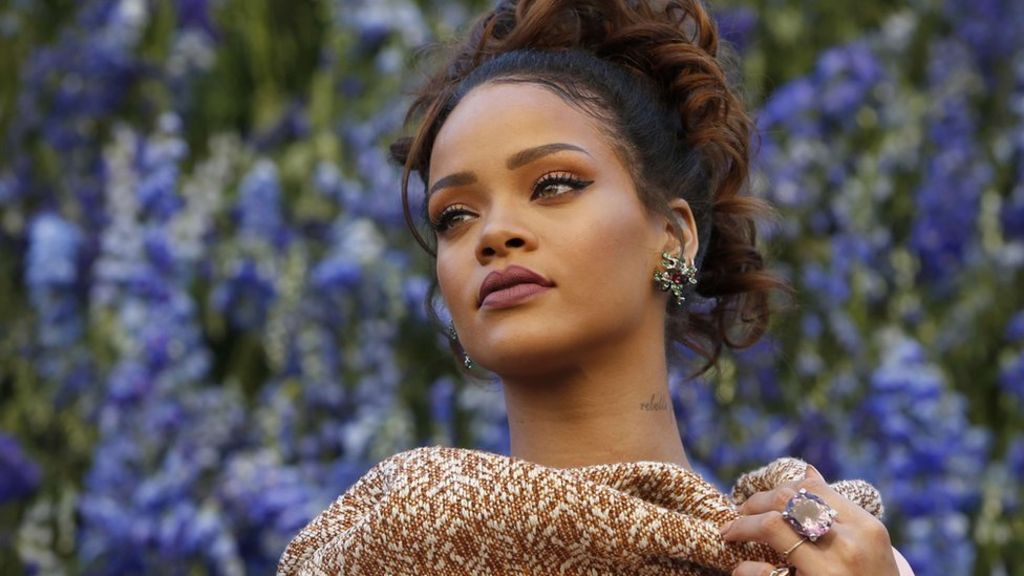 Rihanna opens up about Chris Brown assault - BBC News