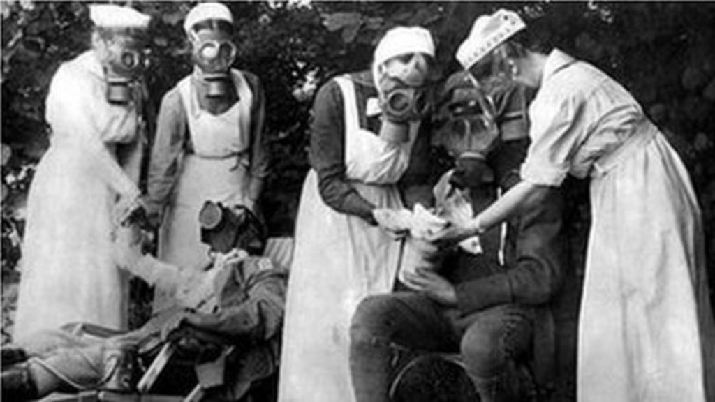 World War One: The many battles faced by WW1's nurses - BBC News