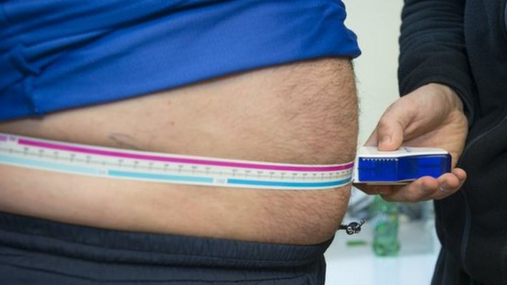 Exercise 'not key to obesity fight' - BBC News