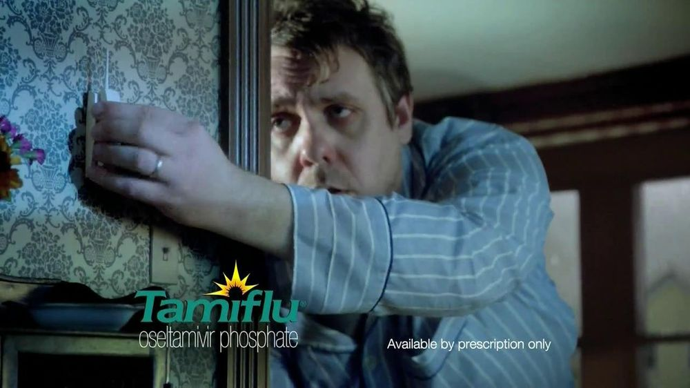 Tamiflu TV Commercial, 'Small House'