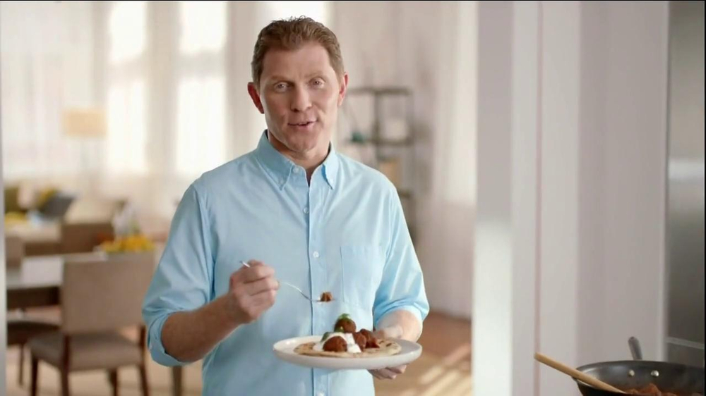 Fage Total Yogurt TV Commercial, 'Greek Yogurt Bandwagon' Featuring Bobby Flay
