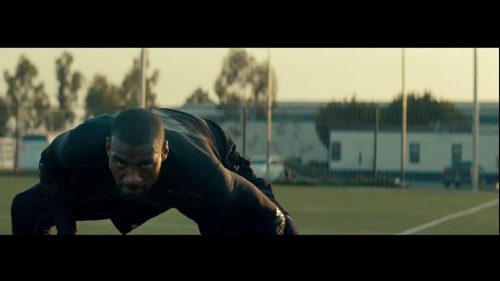 Nike TV Commercial, 'Unleash Speed' Featuring Calvin Johnson, Diddy