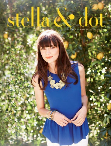 US Spring 2013 Lookbook Stella & Dot - Mobile