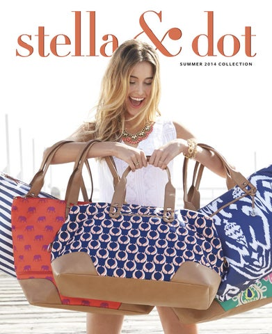 CA 2014 Summer Lookbook Stella & Dot