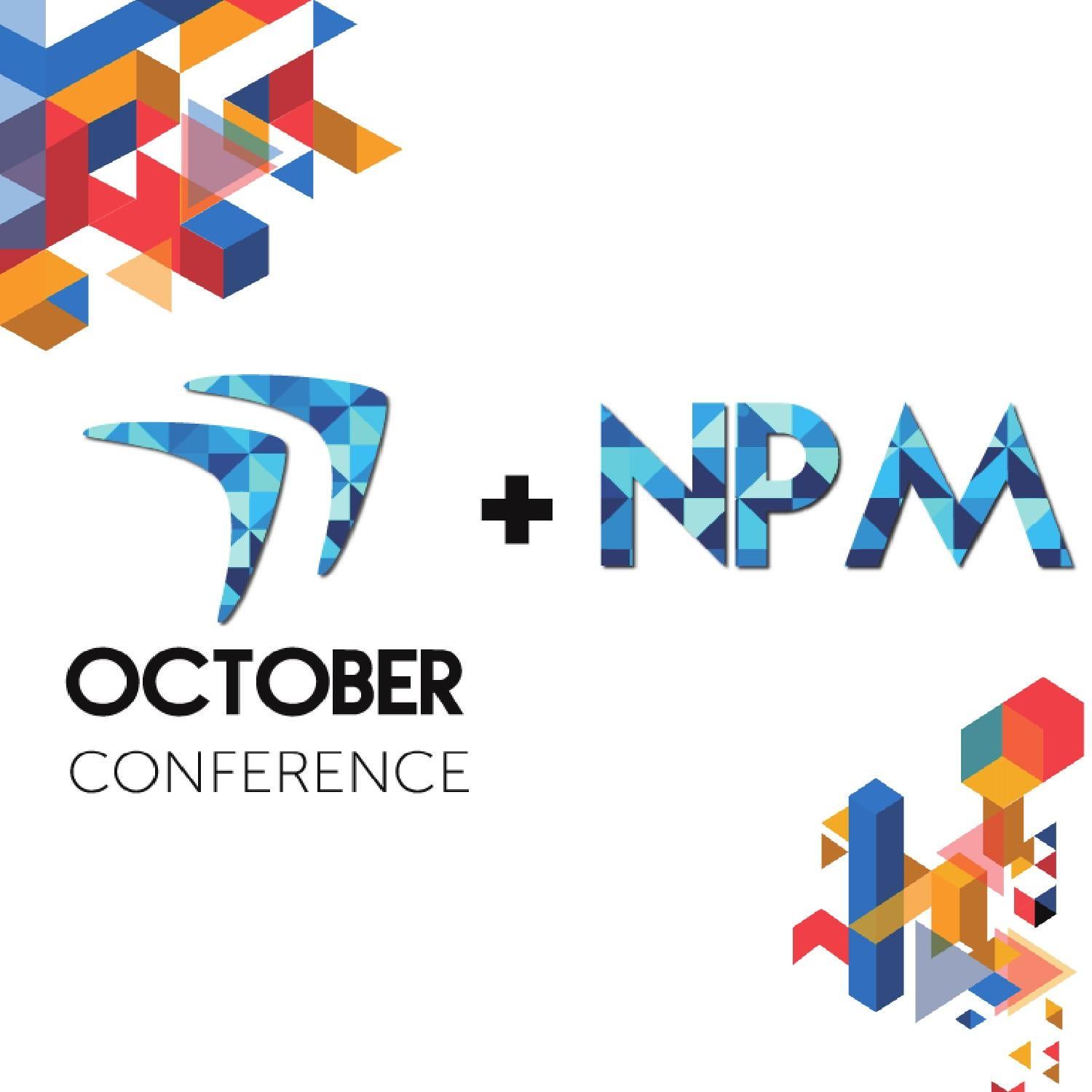 Booklet II Oct conference+ NPM