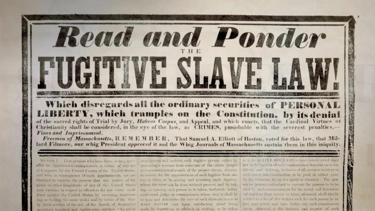Watch now: American Experience | Fugitive Slave Act | PBS Video