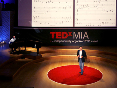 Scott Rickard: The beautiful math behind the ugliest music | Video on TED.com