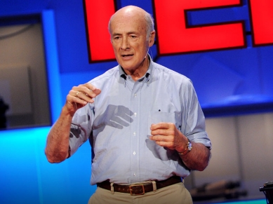 Joseph Nye on global power shifts | Video on TED.com
