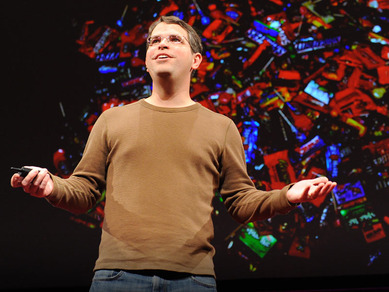 Matt Cutts: Try something new for 30 days | Video on TED.com