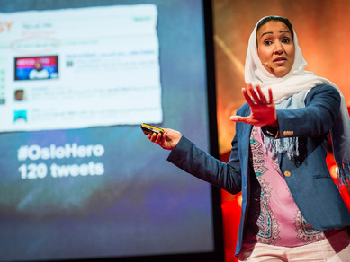 Manal al-Sharif: A Saudi woman who dared to drive | Video on TED.com