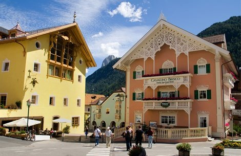 In montagna con i bambini: week end al Castello - VanityFair.it