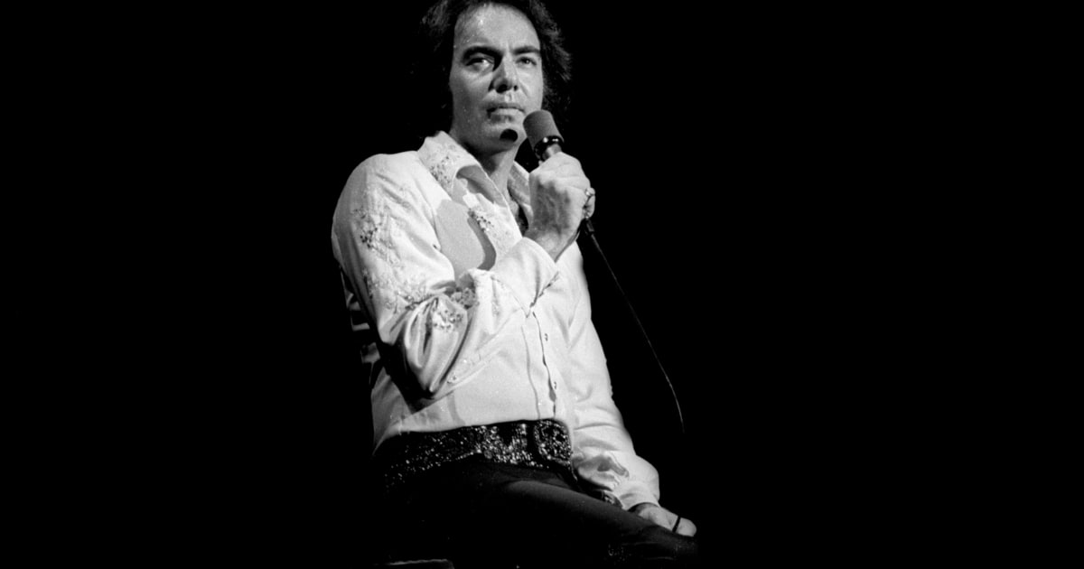 The Importance of Being Neil Diamond