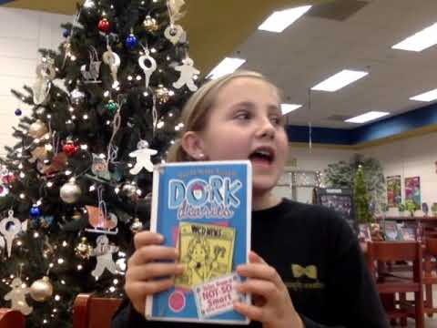 Dork Diaries:  Tales From A Not So Smart Miss Know It All Book Talk by Rebekah Barnes