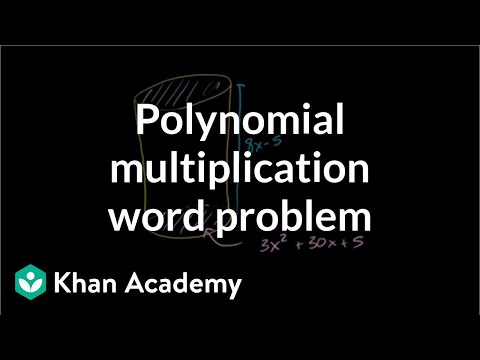 Multiplying polynomials 3
