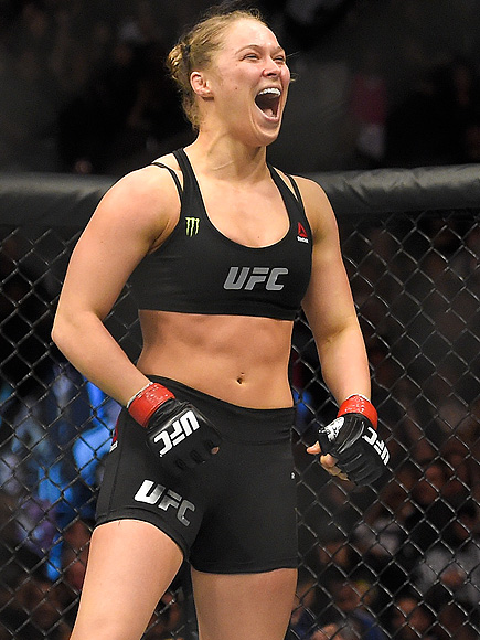 5 Things to Know About UFC Champ Ronda Rousey