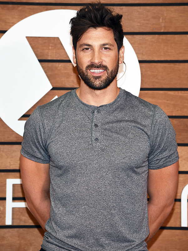 Maksim Chmerkovskiy Says He Doesn't Eat Bread — But Will Drink a Glass of Pinot Noir Every Night!