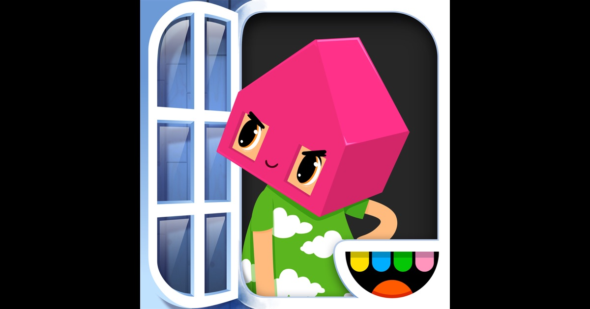 Toca House on the App Store