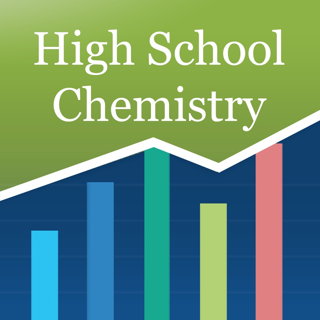 High School Chemistry: Practice Tests and Flashcards on the App Store