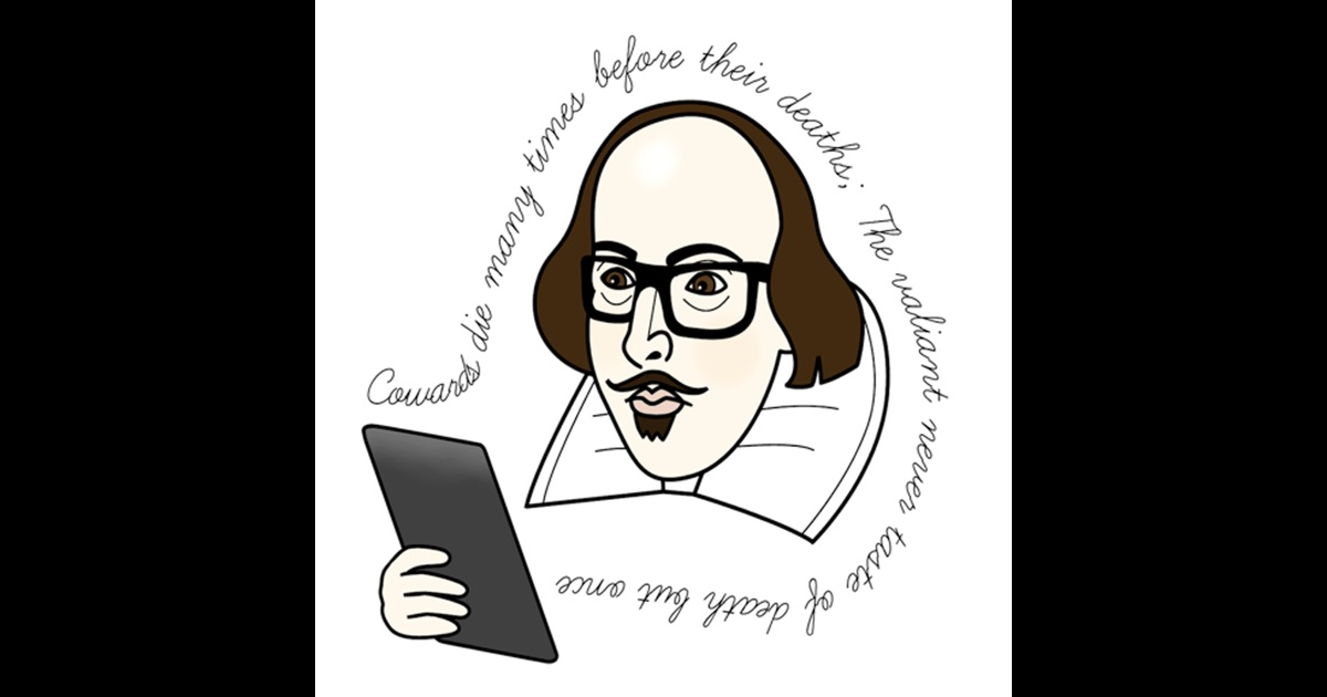 SwipeSpeare - Modern Shakespeare on the App Store