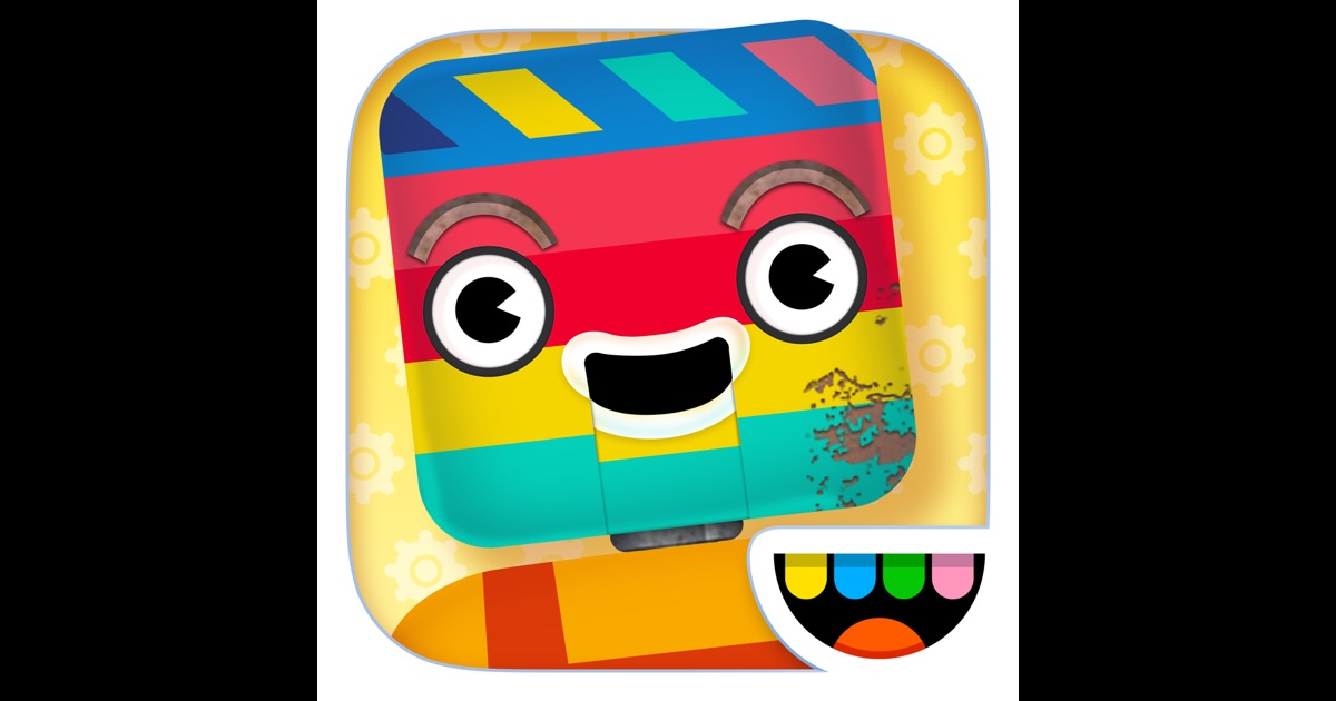 Toca Robot Lab on the App Store