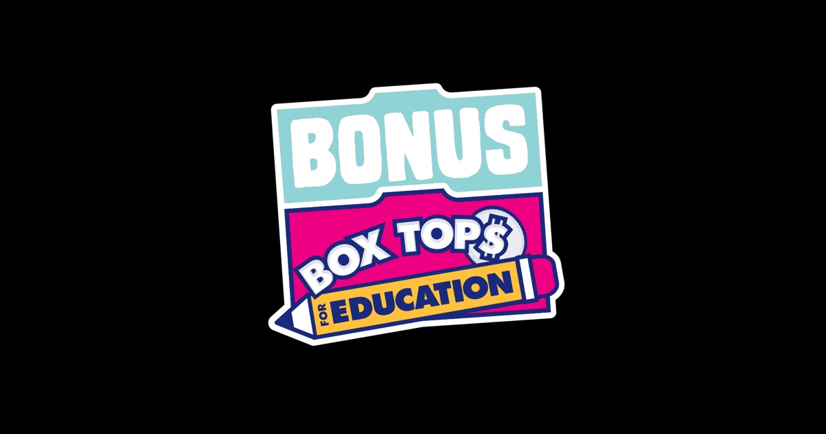 Box Tops® Bonus App – School Fundraising on the App Store