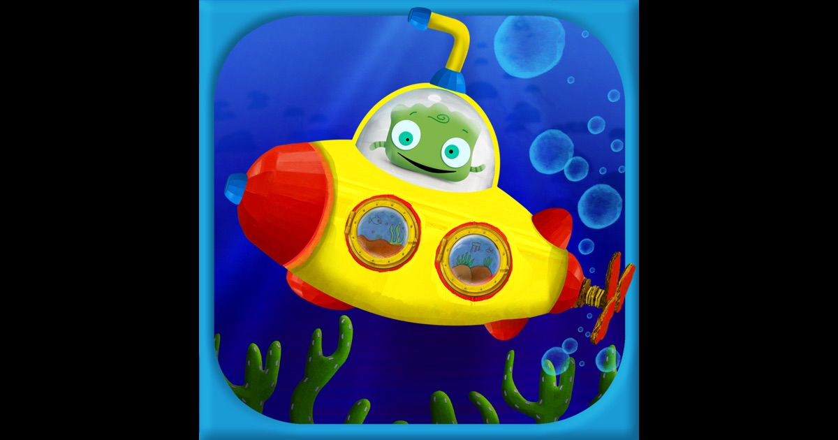 Tiggly Submarine: Preschool ABC Game on the App Store