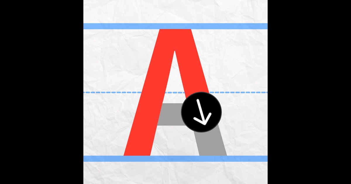 Alphabet Tracer | Learn to Write the Alphabet Letters on the App Store