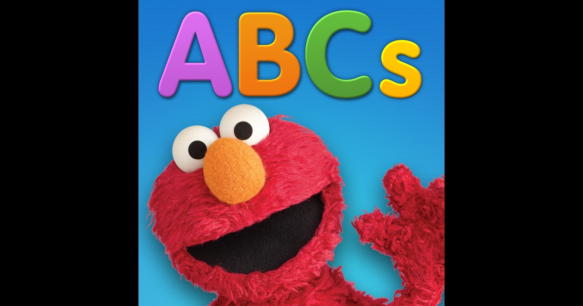 Elmo Loves ABCs for iPad on the App Store