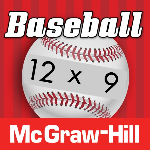 Everyday Mathematics® Baseball Multiplication™ 1-12 Facts on the App Store